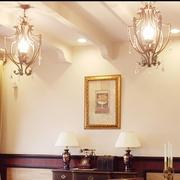 欧式风格别墅室内挂画