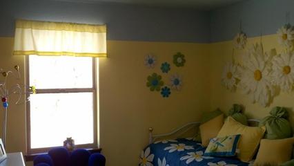 简约风格别墅效果图儿童房