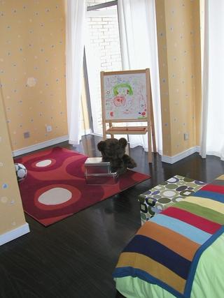 简约设计住宅设计效果图儿童房设计