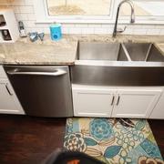 混搭别墅家装效果图厨房水槽