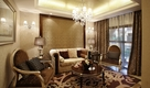 欧式风格别墅沙发背景