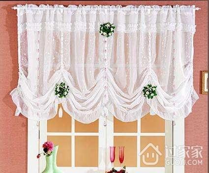 四步避开窗帘选购误区 轻松挑到好窗帘