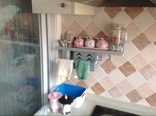 62平田园两居住宅欣赏厨房局部