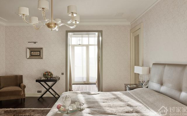 简约欧式设计风格沿袭古典元素