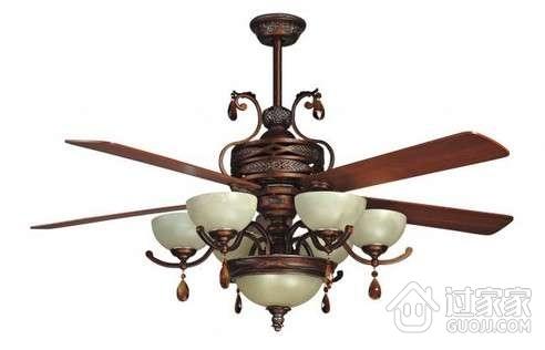 吊扇灯如何安装 吊扇灯安装流程详解