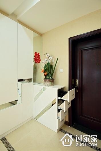 简单家居 简约客厅鞋柜装修效果图