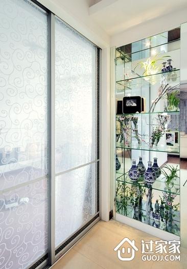 阳台花架设计效果图 让生活更自然
