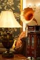 古典欧式住宅欣赏灯饰
