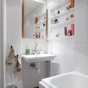 宜家住宅设计效果图卫生间效果
