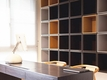 日式轻松两居室欣赏书房