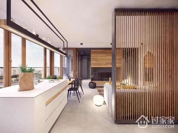 餐厅灯饰设计效果图 不一样的时尚家居