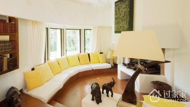 现代优雅两居室欣赏