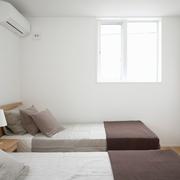 144平日式风格别墅欣赏卧室效果