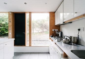 现代木屋住宅欣赏厨房设计