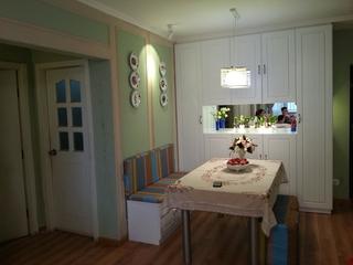 72平小两居改造欣赏餐厅设计