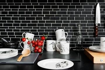 白色简约舒适公寓欣赏厨房陈设