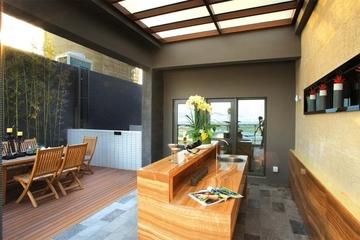 简约经典三居室欣赏阳台设计
