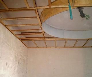 木龙骨吊顶安装施工工艺流程