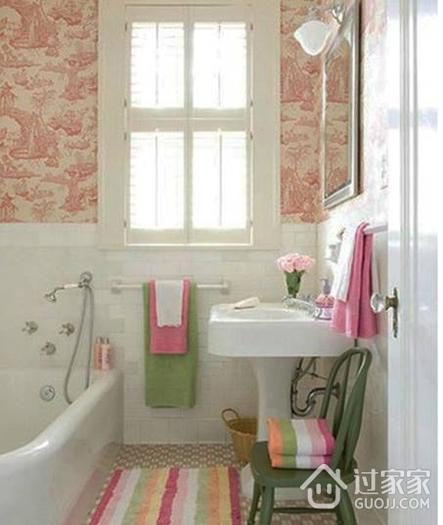 卫生间装修设计搭配智慧