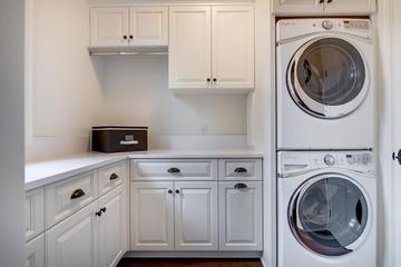 欧式风格别墅装修图洗衣房