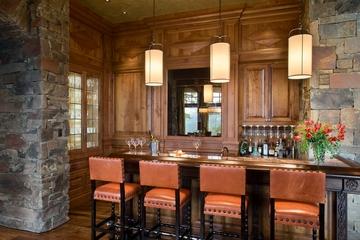 美式别墅装饰效果套图欣赏厨房效果