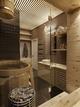 现代精致住宅卫生间设计效果