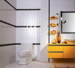 卫生间瓷砖腰线的作用及规格尺寸