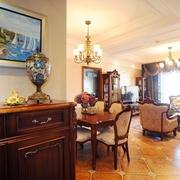 客厅装饰摆件效果图 体验法式浪漫