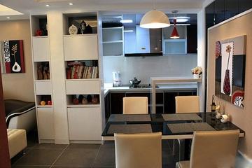 67平简约两室两厅住宅欣赏厨房橱柜