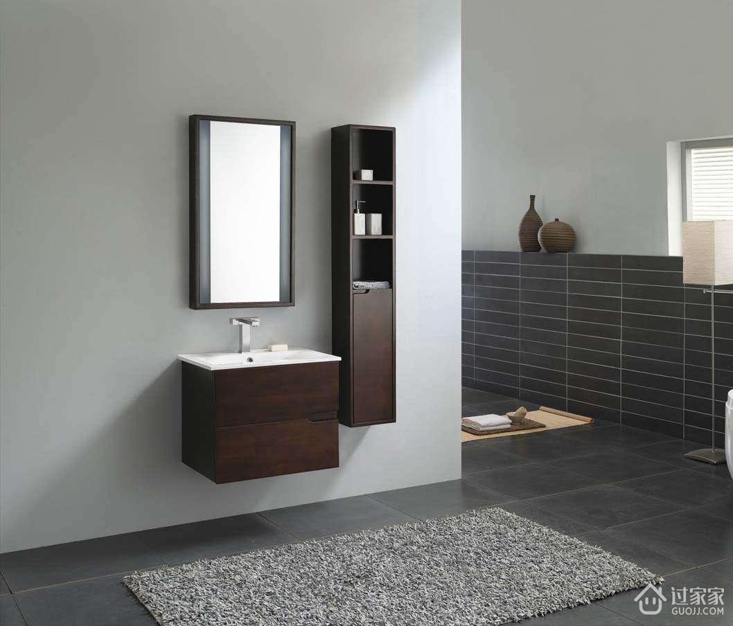 卫浴柜安装及注意事项