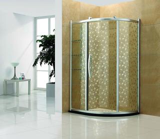 原来这就是传说中的整体淋浴房,了解一下装修注意事项吧!