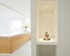 120平米优雅极简公寓欣赏厨房过道