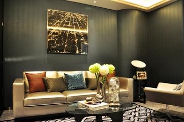 精美简约风案例欣赏客厅背景墙