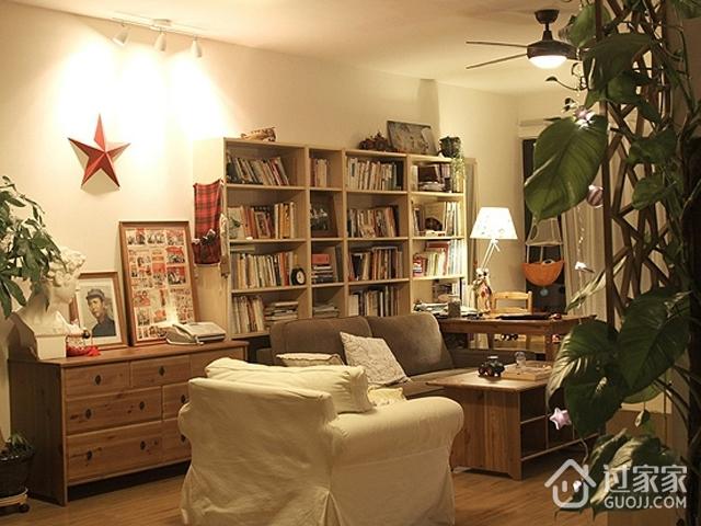日式风格两居室欣赏