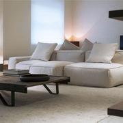 现代风格设计效果客厅