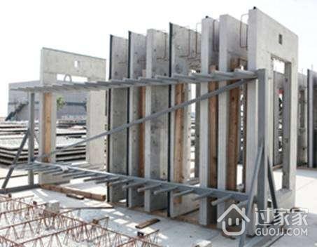 现浇壁板缝混凝土施工流程