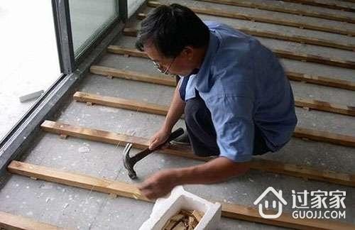 地板龙骨怎么安装 地板龙骨安装与验收步骤