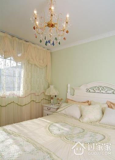 卧室灯饰装修效果图 打造舒适家居