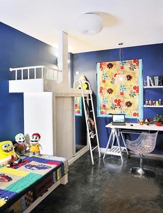 文艺青年艺术两居欣赏卧室