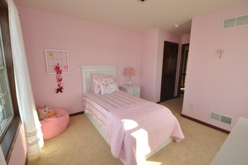 美式风格效果图欣赏儿童房图片