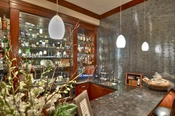 美式古典别墅套图欣赏储物柜