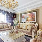 130平奢华欧式大宅欣赏