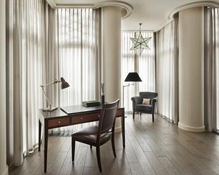 新古典奢华大宅设计欣赏书房
