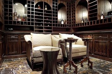 典雅欧式奢华别墅欣赏酒室