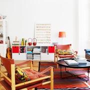 复古创意宜家风格欣赏客厅
