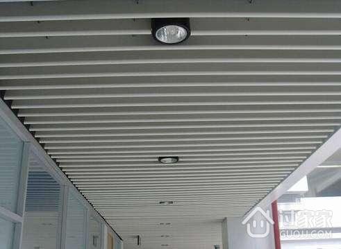 铝天花的安装方法