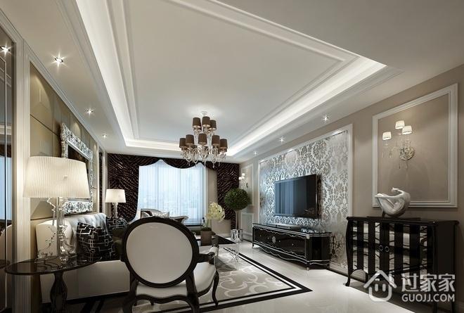 105平新古典三居室欣赏