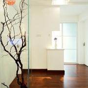 简约风格客厅装饰品效果图 简约不单调
