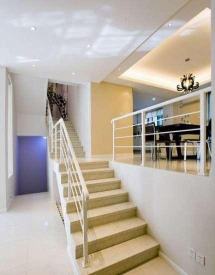 时尚复式楼设计 80平变身180平效果图图片