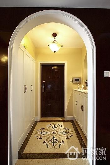 100平米三室两厅欣赏过道设计